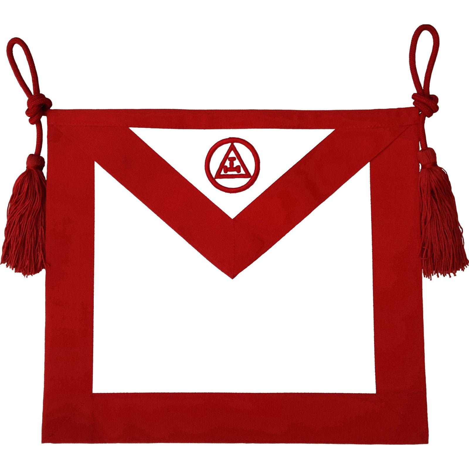Masonic Royal Arch Mason Member Apron - Bricks Masons