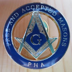 Free And Accepted Masons PHA Masonic Lapel Pin - Bricks Masons