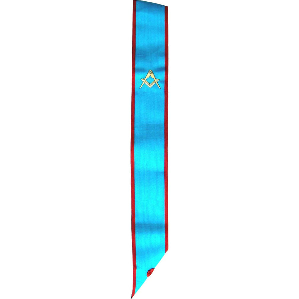Masonic Scottish Rite Master Sash AASR