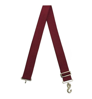 Masonic Belt Extender Maroon - Bricks Masons