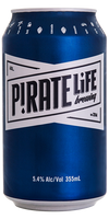 Pirate Life Pale Ale Carton - 355 mL Cans