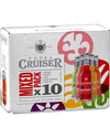 Cruiser Mixed 10 pk - 275 mL Stubbies