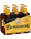 Bundaberg & Cola 6 Pack - 375 mL Stubbies