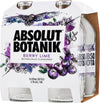 Absolut Botanik Berry Lime- 330 mL Bottles