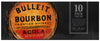 Bulleit & Cola 10 pk - 375 mL Cans