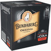 Bundaberg & Cola Cube - 330 mL Cans