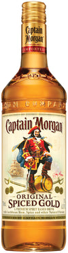 Captain Morgan Spiced Gold -700mL