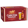 Carlton Draught Carton - 375 mL Bottles