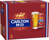 Carlton Mid Block 30- 375 mL Cans