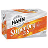 Hahn Super Dry 3.5 Carton- 330 mL Bottles