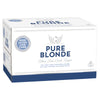 Pure Blonde Carton - 355 mL Bottles