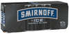 Smirnoff Double Black 10pk - 375 mL Cans