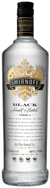 Smirnoff Black Vodka- 700ml