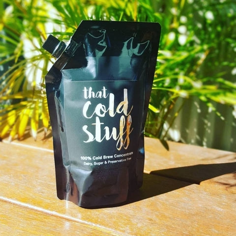 THAT COLD STUFF COLD BREW COFFEE 500ML