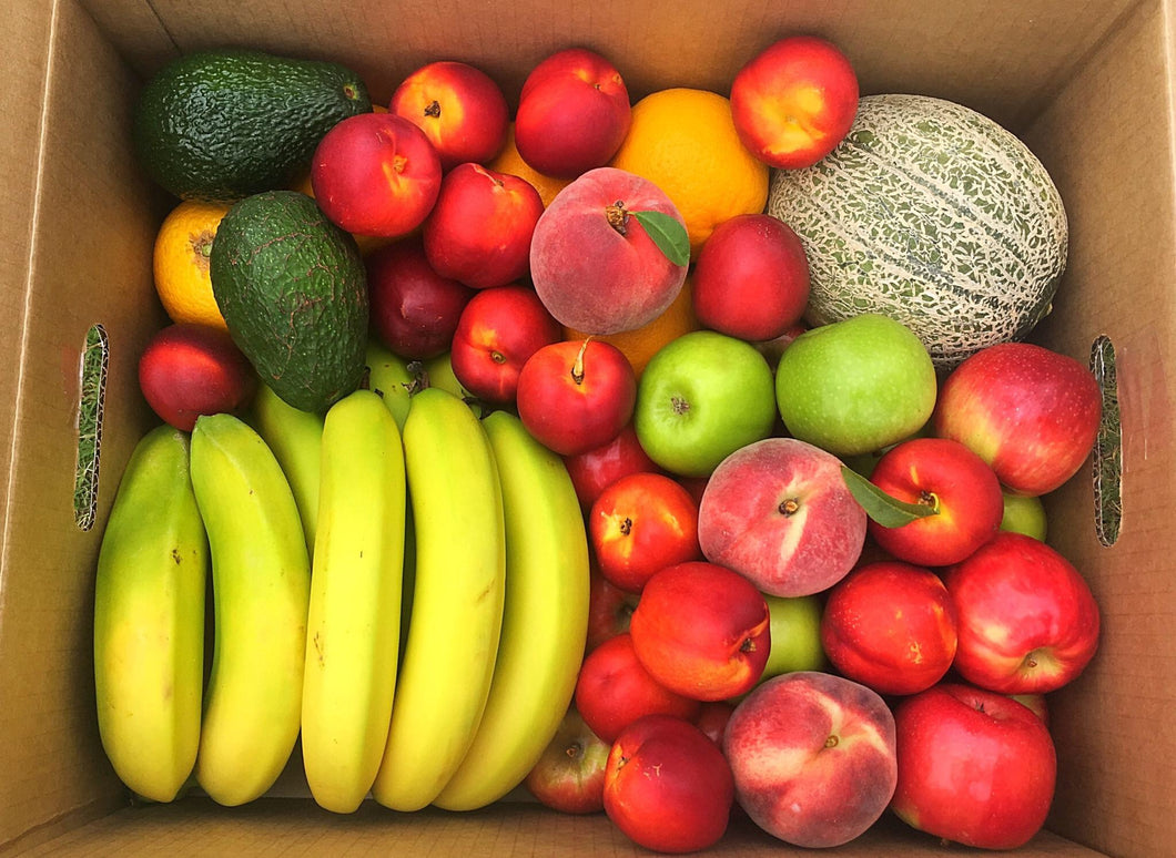 FRUIT BOX  - SEASONAL 8KG