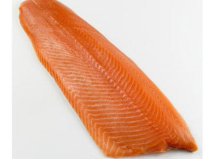 Salmon Side - Norweigan