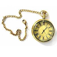 Gandhi Pocket Watch, Buy Gandhi Pocket Watch Online, Usable Pocket Gandhi Watch with Chain, Mahatma Gandhi Watch Price, Best Quality Authentic Original Genuine Handmade Mahatma Gandhi Pocket Watch from India Bharat