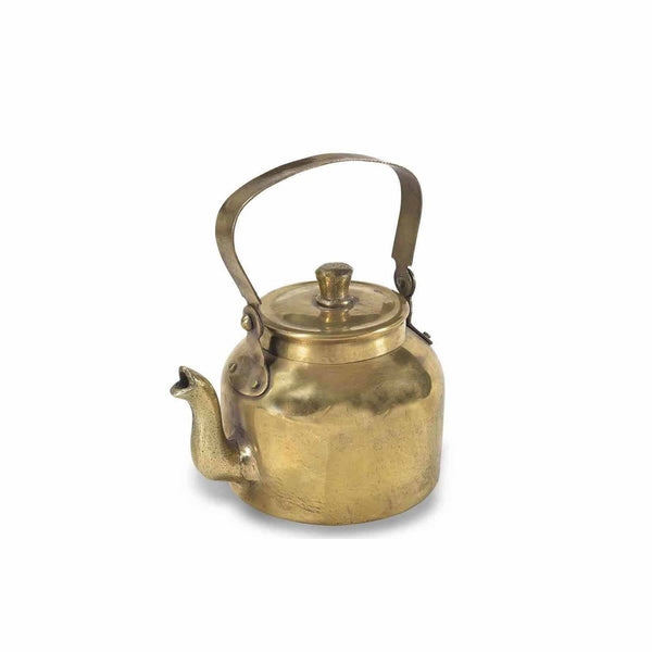 Indian Chaiwala Ketali Kettle, Buy Indian Tea Kettle Online, Brass Tea Kettle Price for Sale, Best Quality Authentic Original Genuine Handmade Indian Tea Kettle from Jodhpur Rajasthan India Bharat