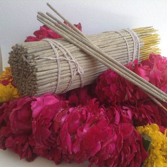 Special Vrindavan Flower Incense Sticks, Buy Incense Sticks Online, Best Quality Agarbatti from India