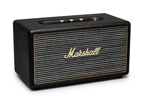 STANMORE BLUETOOTH - BLACK, Speakers, Marshall Headphones, ASH Asia