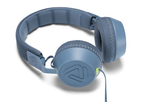 NO.16 - BLUE, Headphones, Coloud, ASH Asia