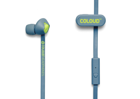 NO.4 - BLUE, Headphones, Coloud, ASH Asia