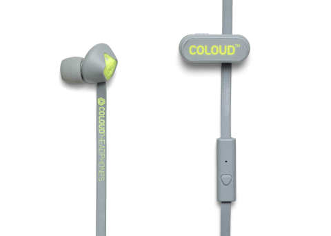 NO.4 - GREY, Headphones, Coloud, ASH Asia