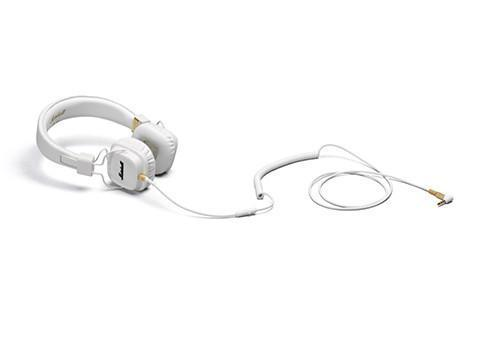 MAJOR II - WHITE, Headphones, Marshall Headphones, ASH Asia