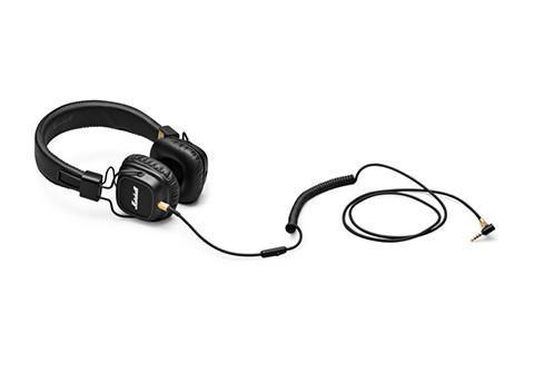 MAJOR II - BLACK, Headphones, Marshall Headphones, ASH Asia