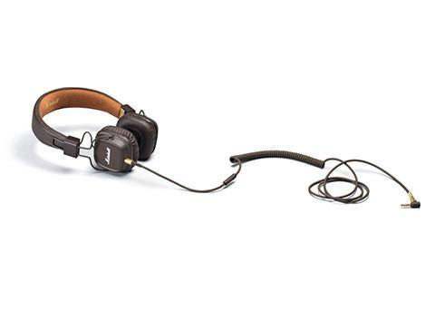 MAJOR II - BROWN, Headphones, Marshall Headphones, ASH Asia