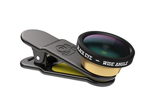 HD Series - Wide Angle, Camera Lens, Black Eye, ASH Asia