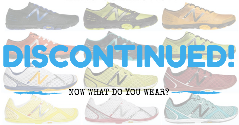 Replacement for New Balance Minimus
