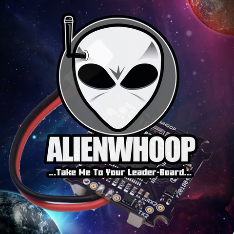 AlienWhoop V2.1 F4 Brushed Flight Controller