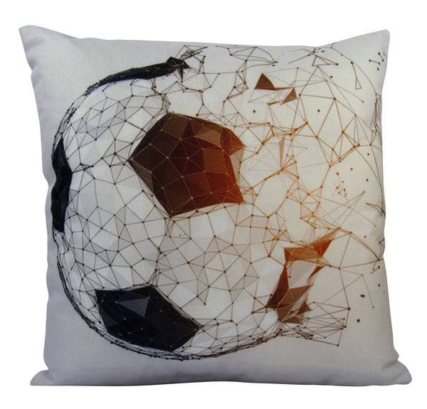 Soccer | Pillow Cover | Home Decor | Throw Pillow | Sport Pillow Case | Soccer Decor | Sport Gift | Soccer Decor for Boys Room | Soccer Ball