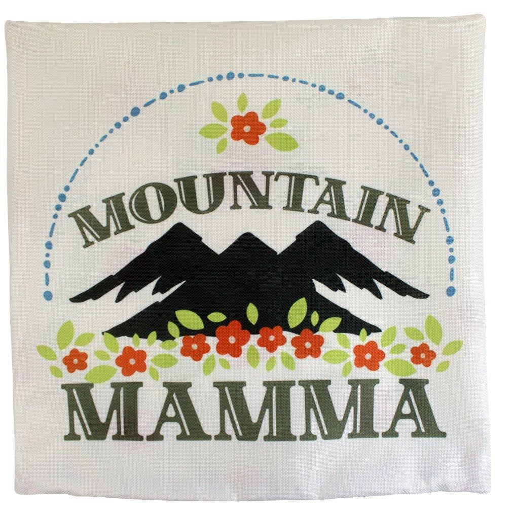 Mountain Mamma | Pillow Cover | Mothers day Gift | Grandma Gift | Mom Gift | Home Decor | Throw Pillow | Gift for Mom | Personalized Gift