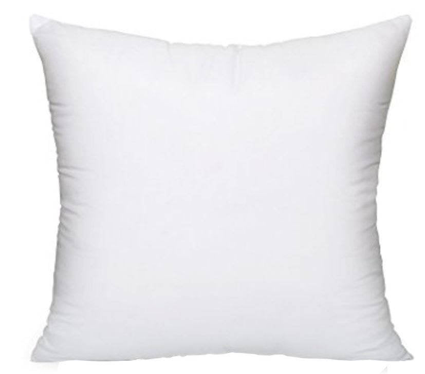 4x6 or 6x4 | Indoor Outdoor Hypoallergenic Polyester Pillow Economical Insert