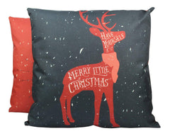 A Merry Little Christmas | Pillow Cover | Christmas Pillowcase | Christmas Decor | Throw Pillow