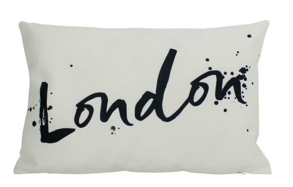 London | Pillow Cover |Red Bus | Throw Pillow | Home Decor | London Bridge | Vintage Pillow |Big Ben