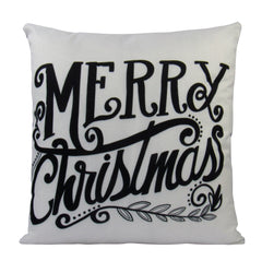 Merry Christmas | Throw Pillow | Christmas Pillow | Home Decor | Christmas Pillowcases | Christmas