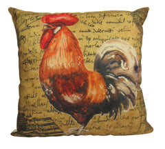 Farmhouse Style | Pillow Cover | Modern Farmhouse | Throw Pillow | Farm Decorating | 18 x 18 | Roost