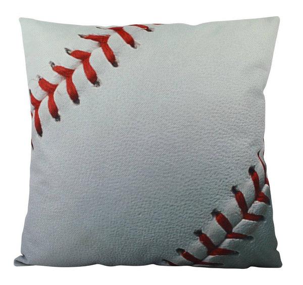 Baseball | Pillow Cover | Home Decor | Throw Pillow | Baseball Decor | Sport Pillow Case | Sport