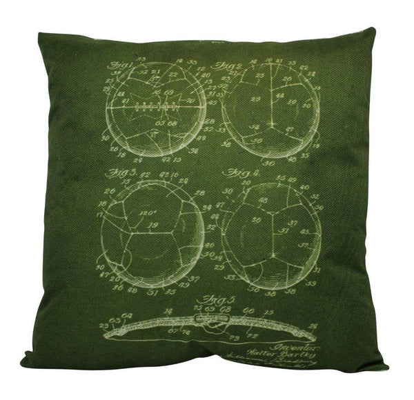 Soccer Ball | Pillow Cover | Gift for Him | Throw Pillow | 18 x 18 Pillow | Soccer | Pillow | Home