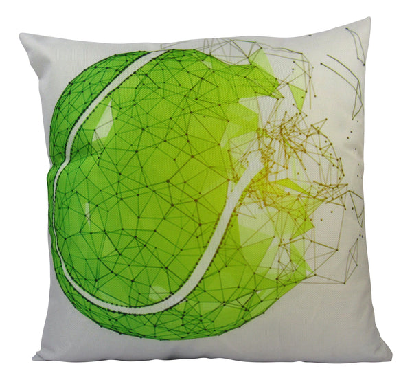 Tennis | Pillow Cover | Home Decor | Throw Pillow | Sport Pillow Case | Tennis Decoration |Sport