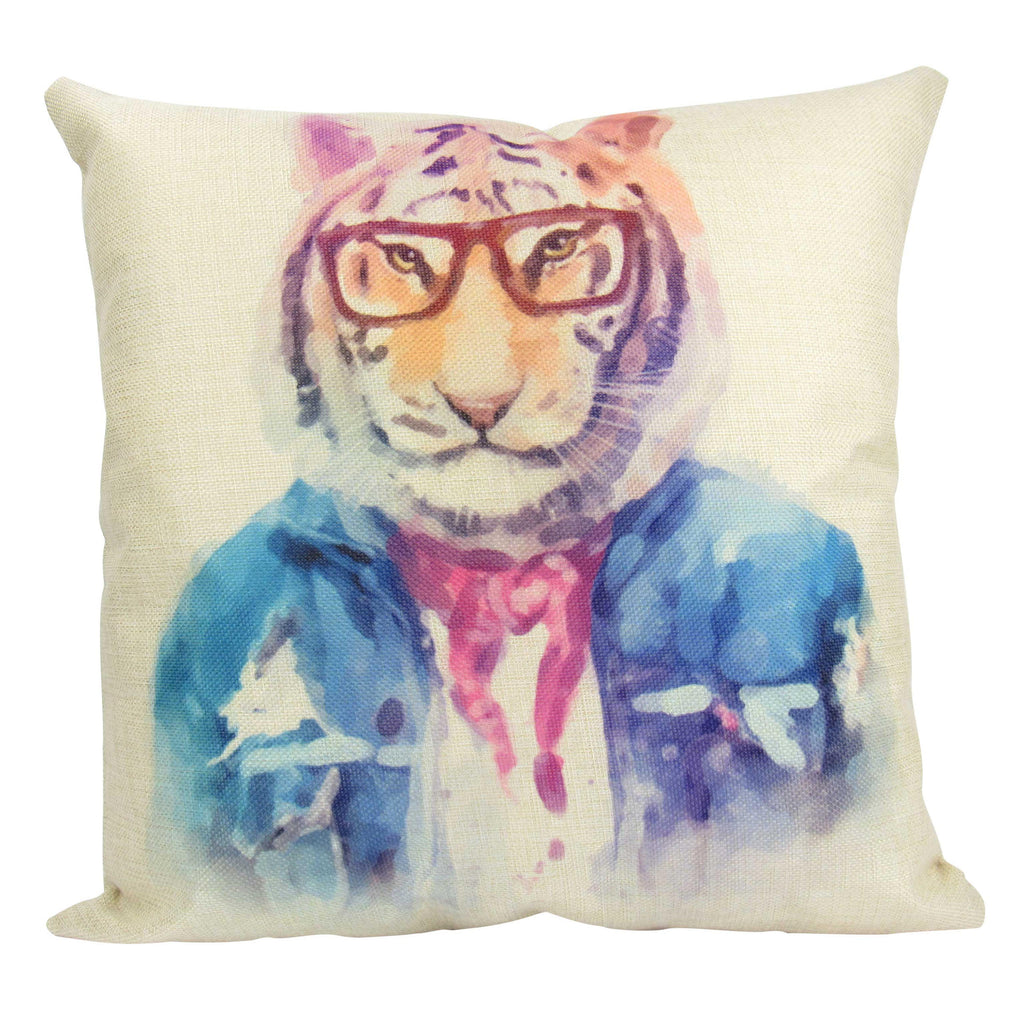 Tiger | Pillow Cover | Tiger Home Decor | Throw Pillow | Home Decor | Wilderness | Rustic Home Decor