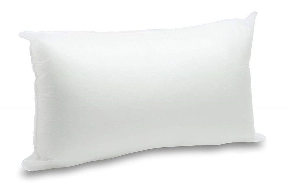 10x16 or 16x10 | Indoor Outdoor Hypoallergenic Polyester Pillow Economical Insert