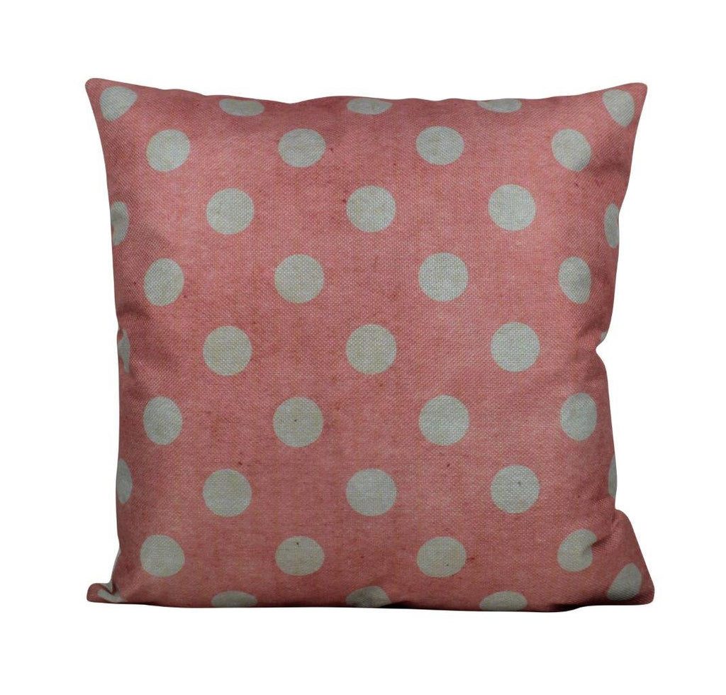 All you need is Love Floral Pillow Cover | Gospel Pillow | Home Decor | Pink Polka | Famous Quotes | Motivational Quotes | Bedroom Decor