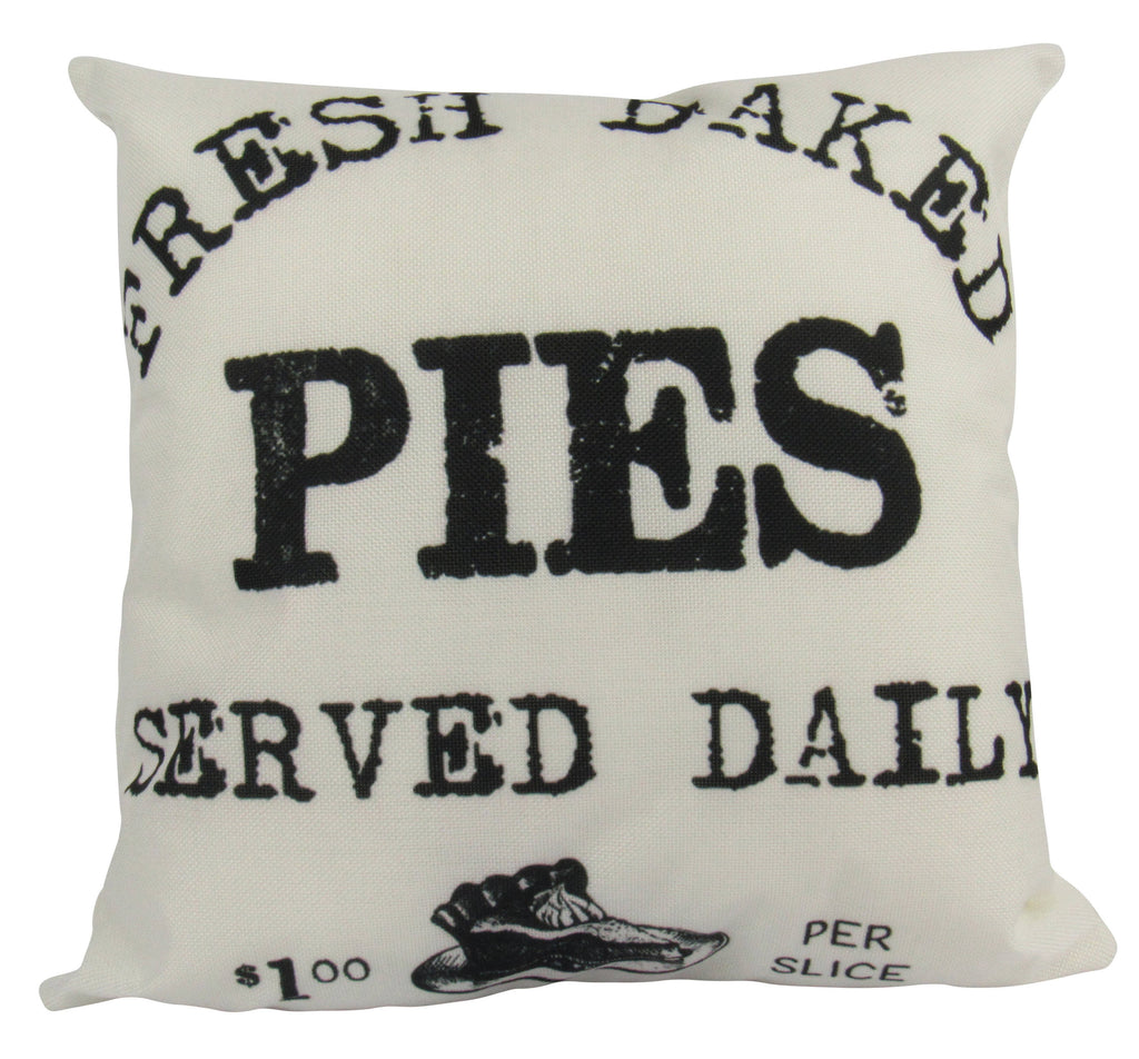 MINI: Fresh Baked Pies | cover & Insert | 8 x 8 | Home Decor | Modern Farmhouse | Primitive Décor