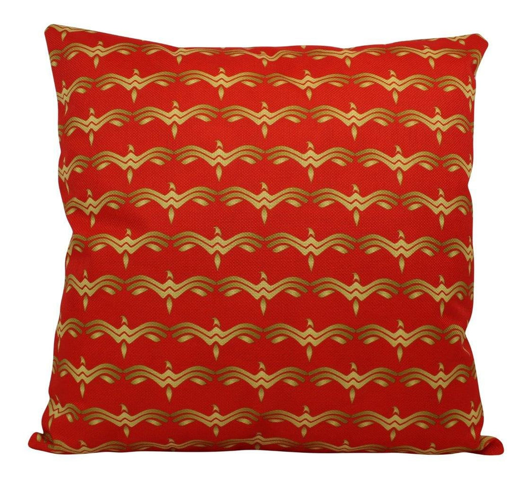 Super Hero | 18x 18 Pillow Cover | | Home Decor | Throw Pillow | Super Hero Decor