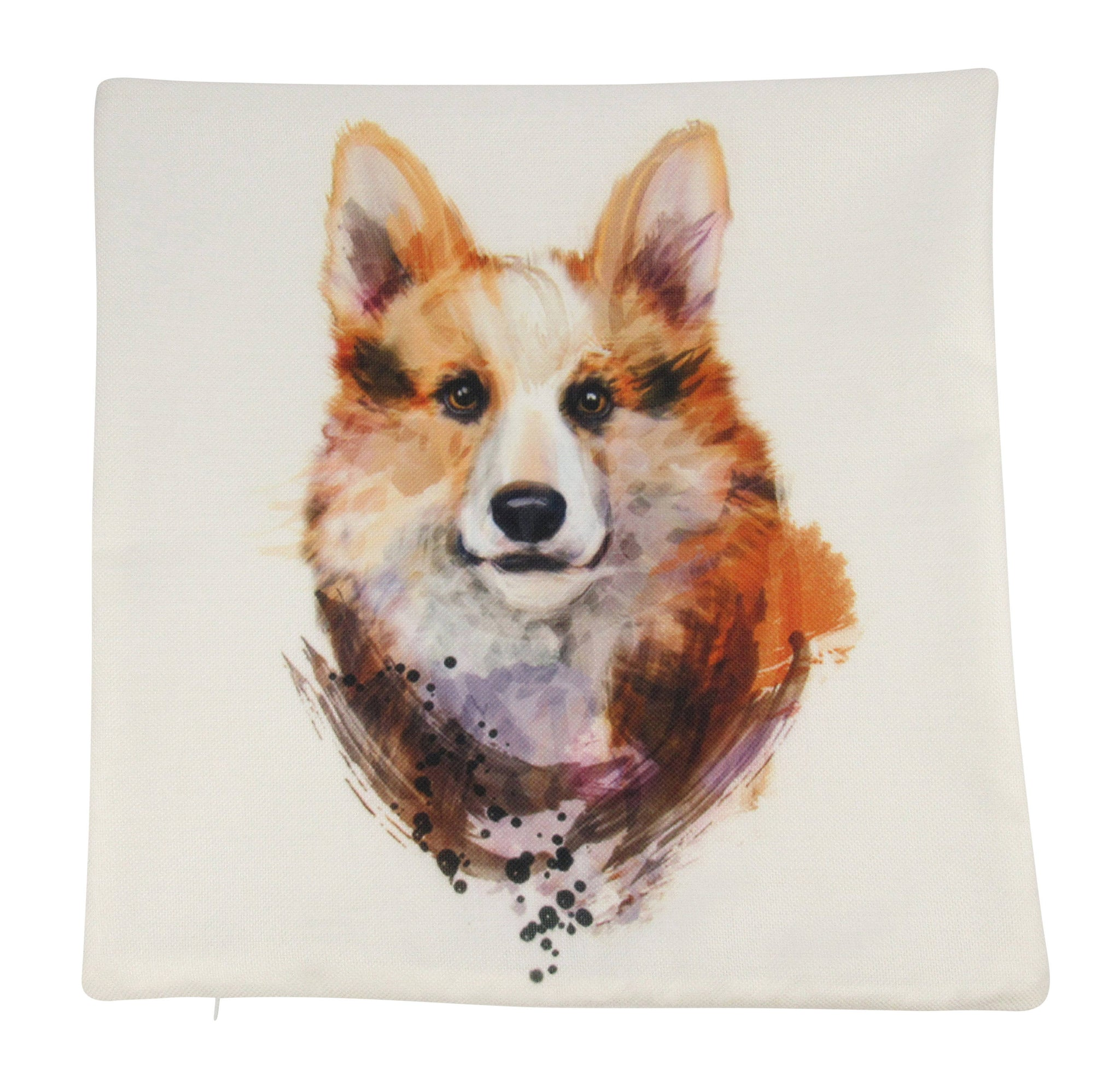 Corgi | Pillow Cover | Dogs | Home Decor | Custom Dog Pillow | Dog Mom | Corgi Lover Gift | Corgi