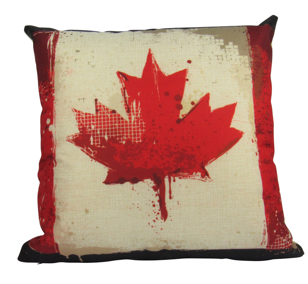 Canada Flag | Pillow Cover | Canadian Pillow | Wonderlust | Throw Pillow | Home Decor | Pillow